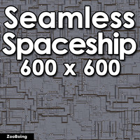 SpaceShip 001 - Hull