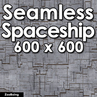 SpaceShip 004 - Hull