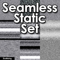 Set 013 - TV Static