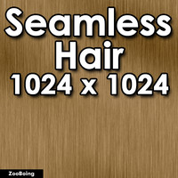 Hair 03 - Seamless