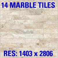 Marble Beige set