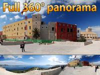 Ibiza Fortress 2 - 360° panorama