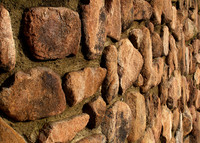 detail photography of stone wall texture