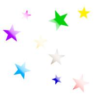 Magic stars preloader