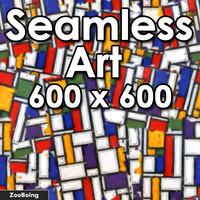 Art 006 - Mondrian