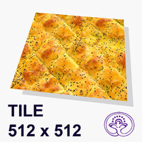 Bread tile 2