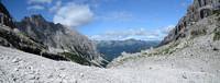 panorama Dolomity 2011 #4