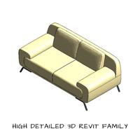 Exemplar Double Sofa
