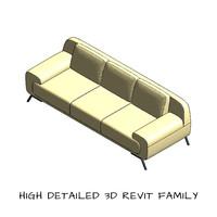 Exemplar Triple Sofa