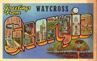 Georigia postcard