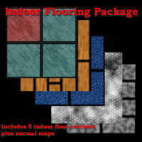 Indoor Flooring Package