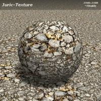Fissured concrete Texture 421 P