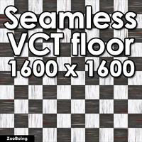 Tile 001 - VCT flooring