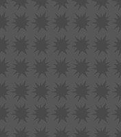 Black Bursts Pattern