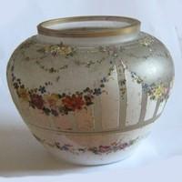 antique glass of Novy Bor (Sudeten)