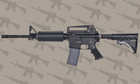 M4A1 Carbine Reference Pack