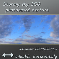 Sky360 (2) - 360 background texture