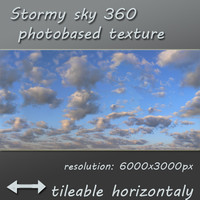 Sky360 (3) - 360 background texture