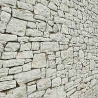 Old grey stones