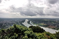 VIew across the Rhine