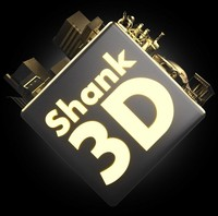 Shank3d Logo