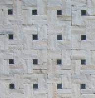 Ceramic Mosaic Tile Texture 003