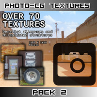 PhotoCG Textures Pack 2