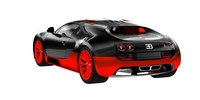 Bugatti Veyron 16.4 Super Sport (back)