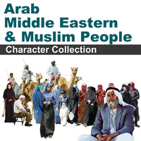Arab Middle Eastern & Muslim People