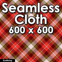 Cloth 006 - Plaid