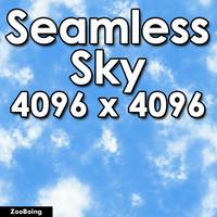 Sky 001 - Seamless Texture