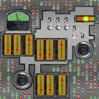 Tech 025 - 3 Control Panel