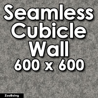 Cloth 023 - Cubicle Wall