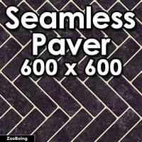 Brick 026 - Paver