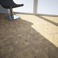 Hardwood floor UFX1155
