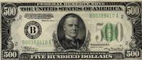 500$ us dollars