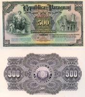 500$ Paraguay