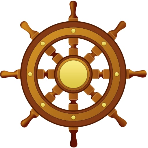 clipart ship steering wheel - photo #34