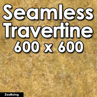 stone 028 - Travertine