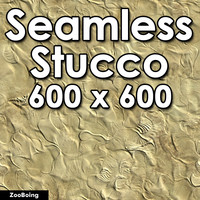 Stucco 011 - Seamless