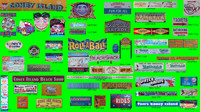 Coney Island Sign Collection
