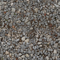 Dirty Gravel Texture