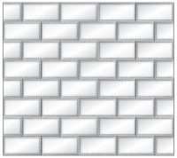 Metal Panels Rivets Toon-like
