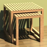 Nesting.Tables_Beach