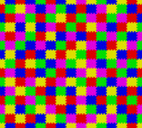 Gummy floor