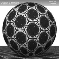 Ufo - Scifi Texture CST011
