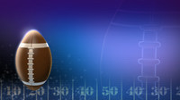 Football Title Background 002