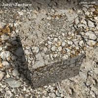 Fissured concrete Texture 421 Z