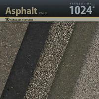 Asphalt Textures vol.3