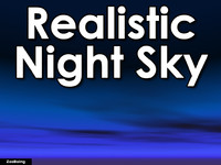 Sky 062 - Night Sky